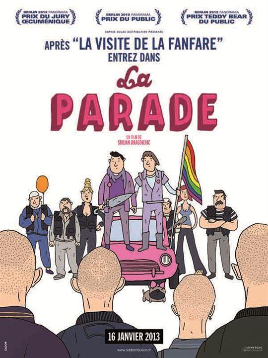 La Parade : Affiche