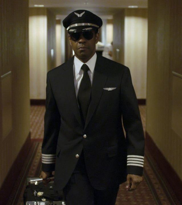 Flight : Photo Denzel Washington