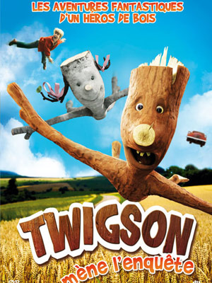 Affichette (film) - FILM - Twigson mène l'enquête : 190018