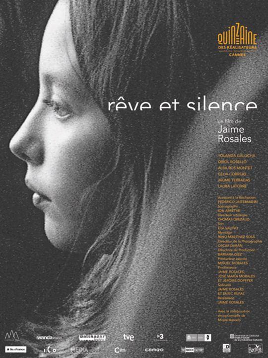 Rêve et silence : affiche