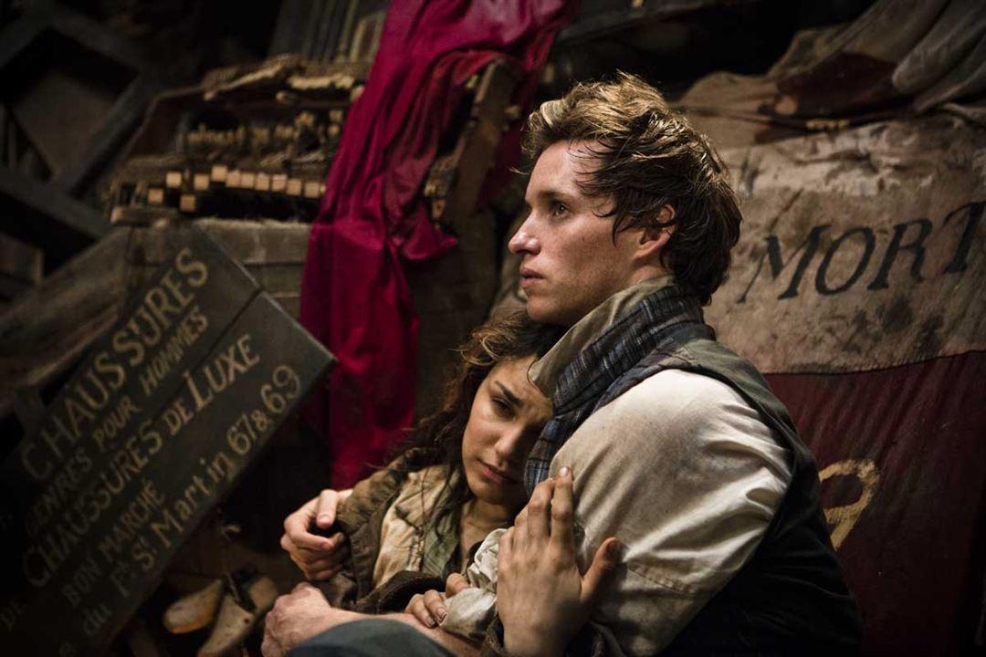 Les Misérables : Photo Eddie Redmayne