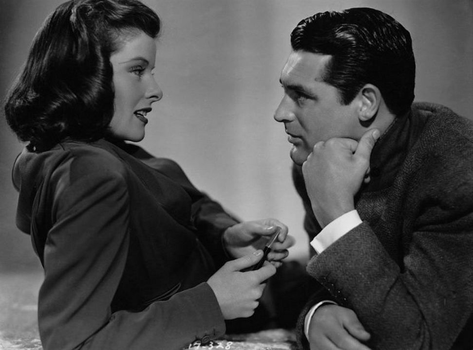 Vacances : Photo Cary Grant, Katharine Hepburn