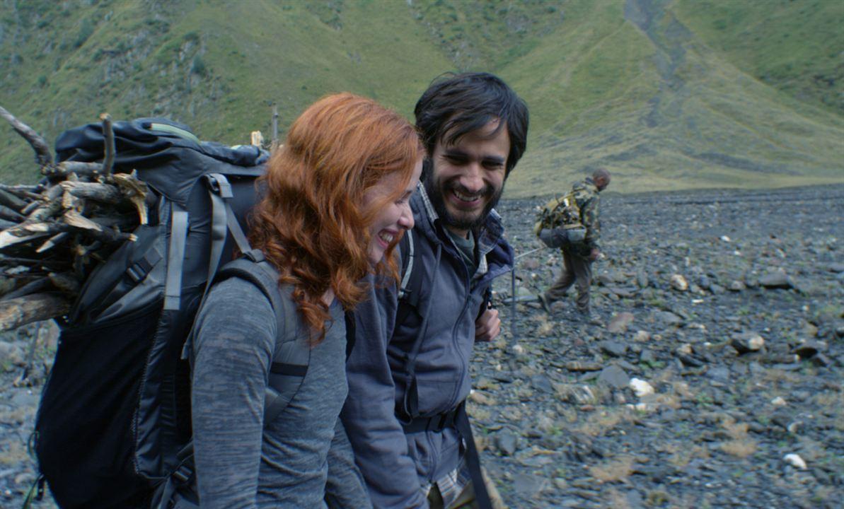 Voyage en terre solitaire : Photo Gael García Bernal, Hani Furstenberg