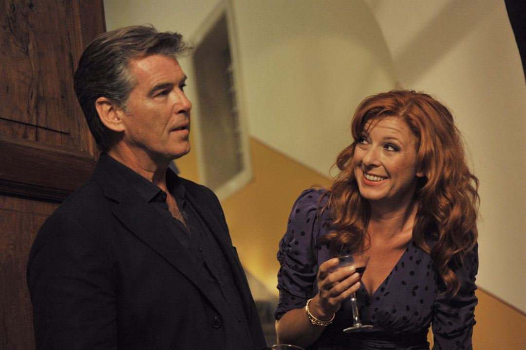 Love is all you need : Photo Paprika Steen, Pierce Brosnan