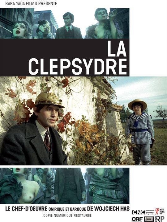 La Clepsydre : Affiche