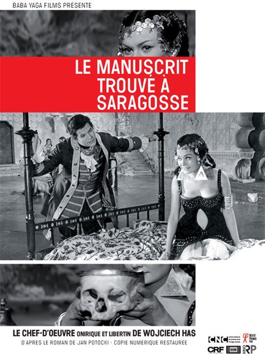Le Manuscrit trouvé à Saragosse : Affiche