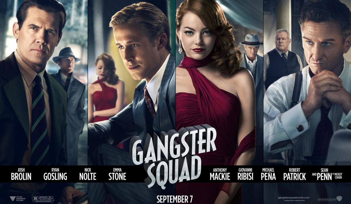 Gangster Squad : Photo Ruben Fleischer