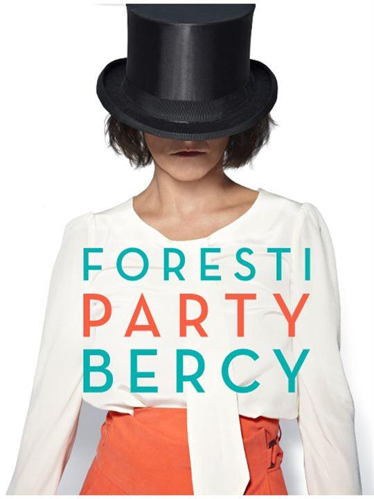 affiche du film foresti party bercy affiche 1 sur 1 allocin. Black Bedroom Furniture Sets. Home Design Ideas