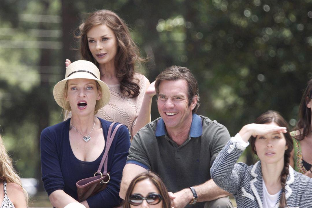 Love Coach : Photo Catherine Zeta-Jones, Dennis Quaid, Jessica Biel, Uma Thurman