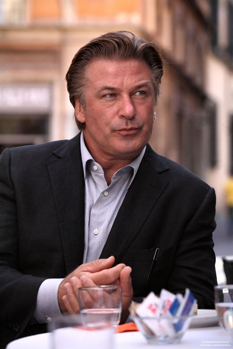 To Rome with Love : photo Alec Baldwin