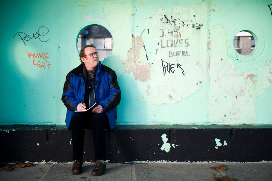 Parked : Photo Colm Meaney