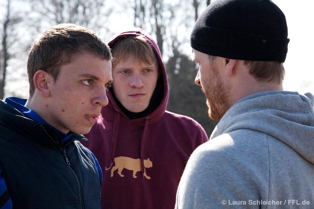 Photo Edin Hasanovic, Marc Ben Puch, Pit Bukowski