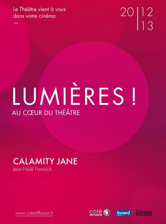 Calimity Jane (Côté Diffusion) : Affiche