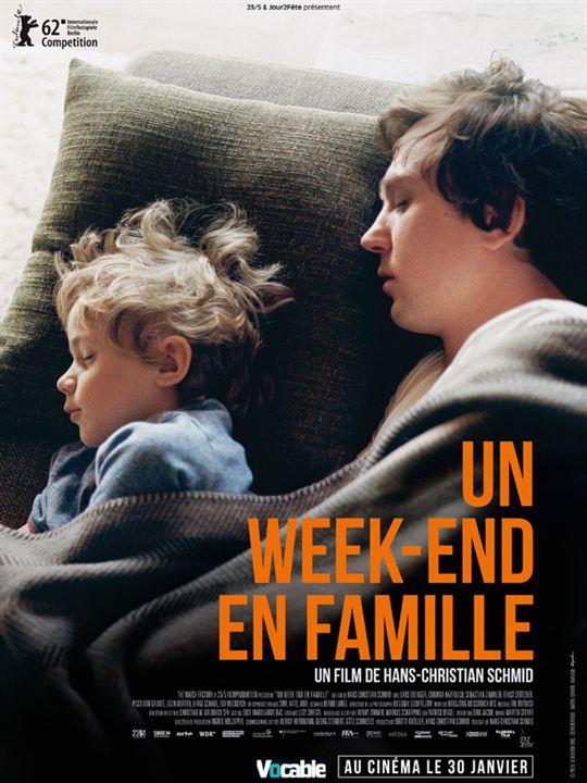 Un Week-end en famille : Affiche