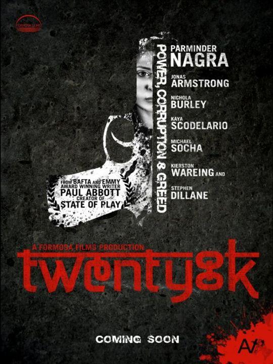 Twenty8k : Affiche