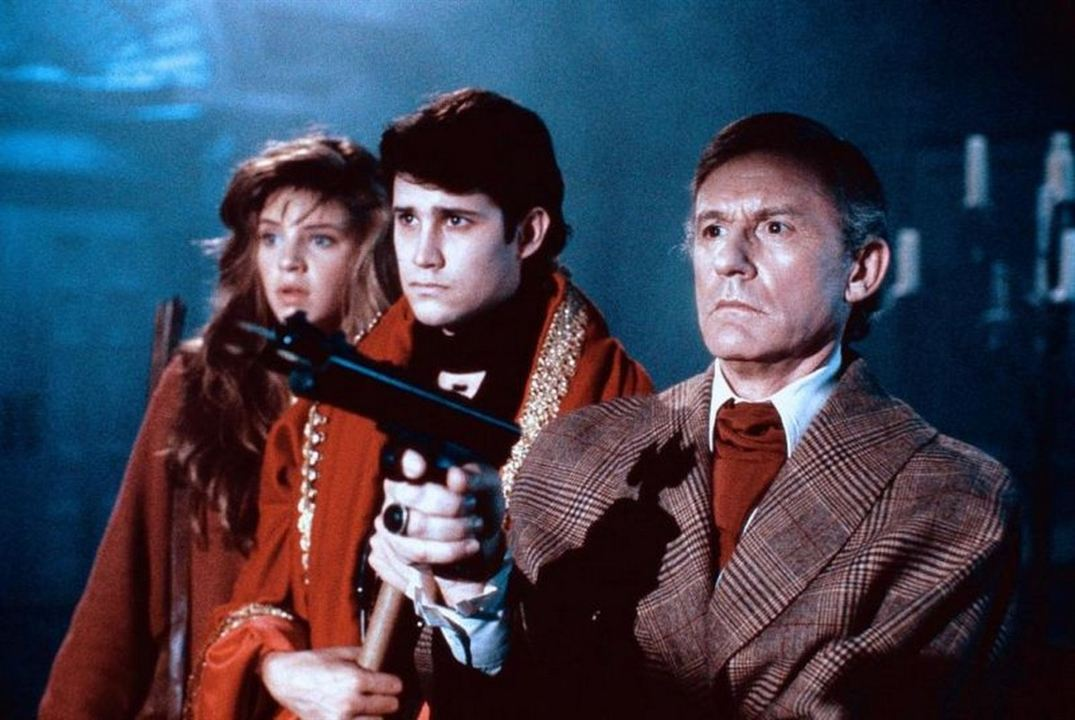 Vampire, vous avez dit vampire ? II : Photo Roddy McDowall, Traci Lind, William Ragsdale