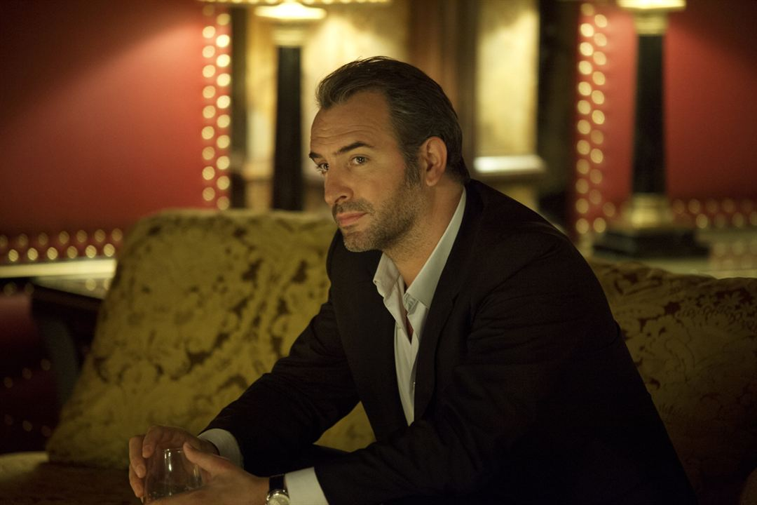 Möbius : Photo Jean Dujardin