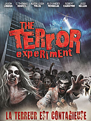 The Terror Experiment : Affiche