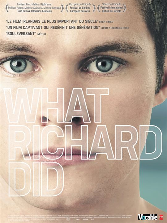 What Richard Did : Affiche