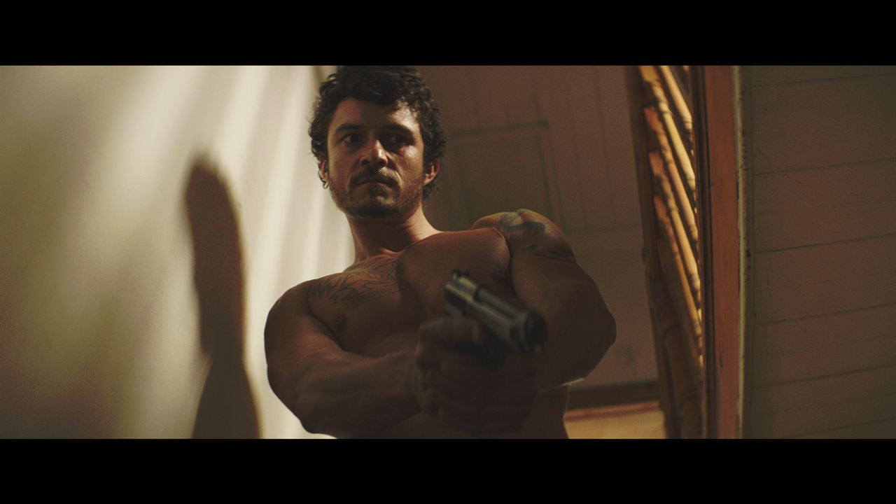 Orlando Bloom Goes Naked in New Movie to Explore Trauma of