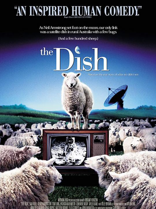 The Dish : Affiche