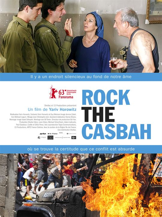 Rock the Casbah : Affiche