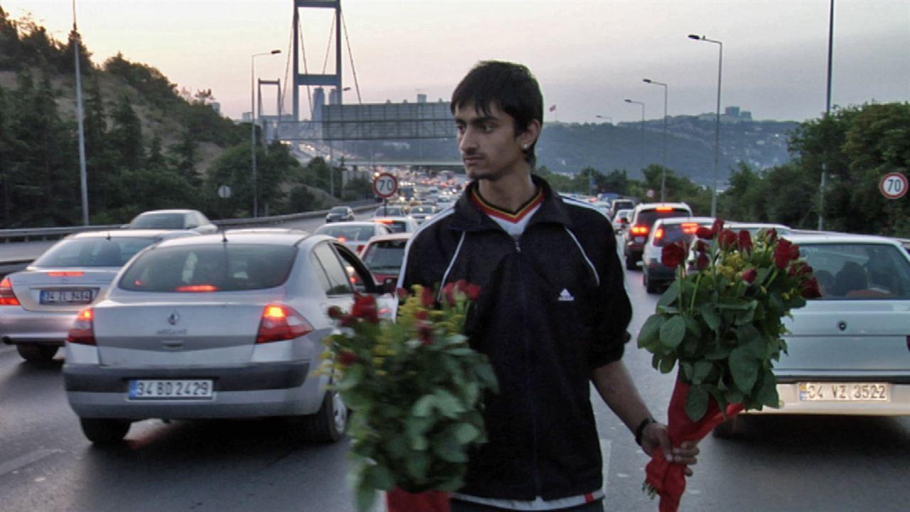 Men on the Bridge : photo