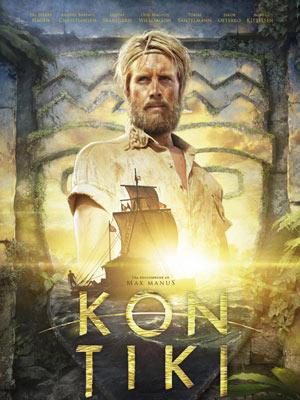 Kon-Tiki : Affiche