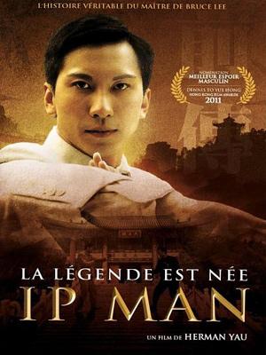 Ip Man : la légende est née affiche