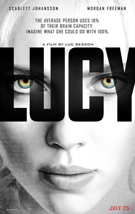 Lucy - Sortie le 6 août 2014