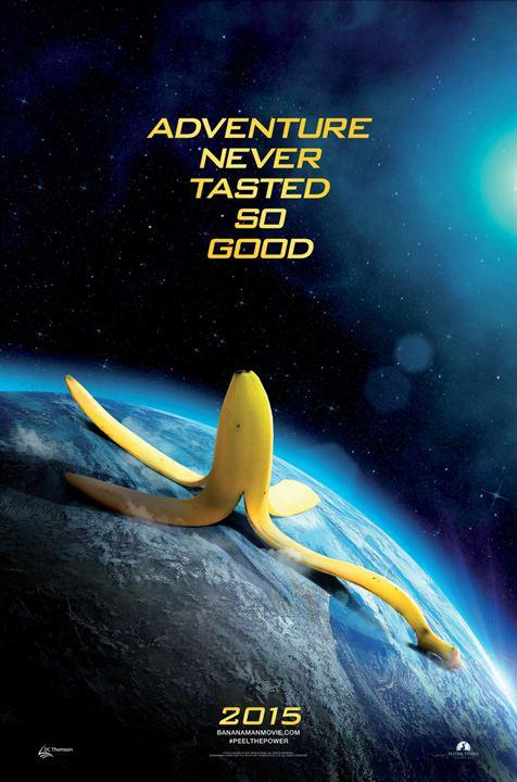 Bananaman - Prochainement (Affiche Teaser)
