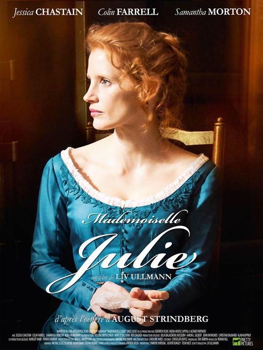 Mademoiselle Julie - Sortie le 10 septembre 2014