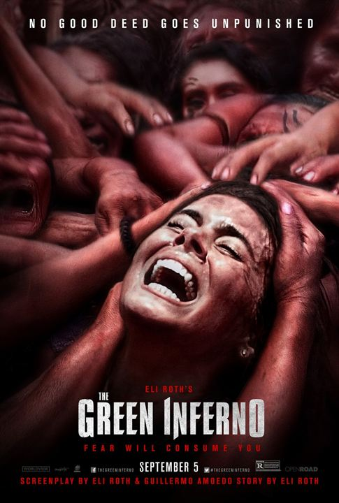 The Green Inferno - Prochainement