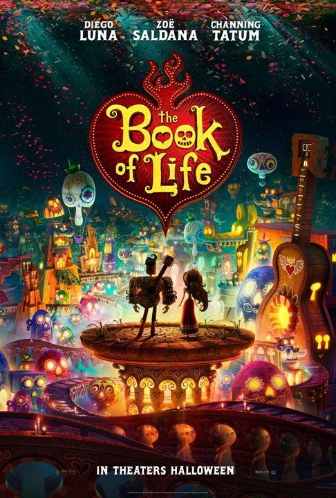 The Book of Life - Sortie le 29 octobre 2014