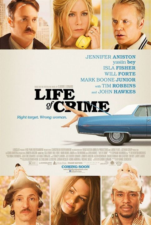 Life of Crime - Prochainement