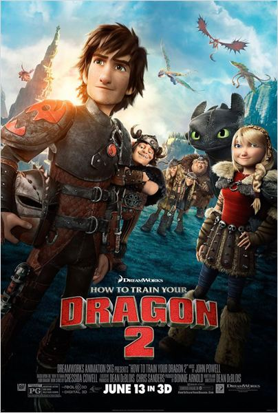 Dragons 2 : Franchement franchisé