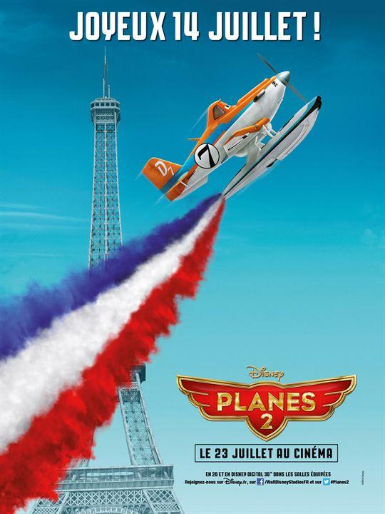 Planes 2 - Sortie le 23 juillet 2014