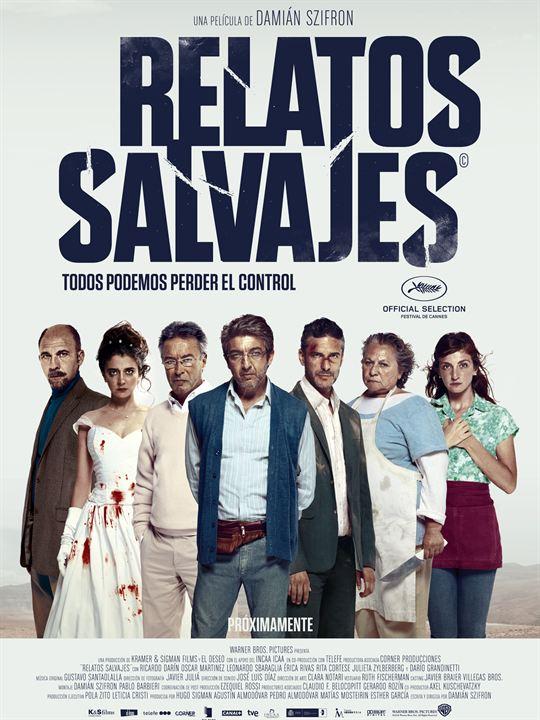 LES NOUVEAUX SAUVAGES: Plus gros succès du cinéma argentin en 2014
