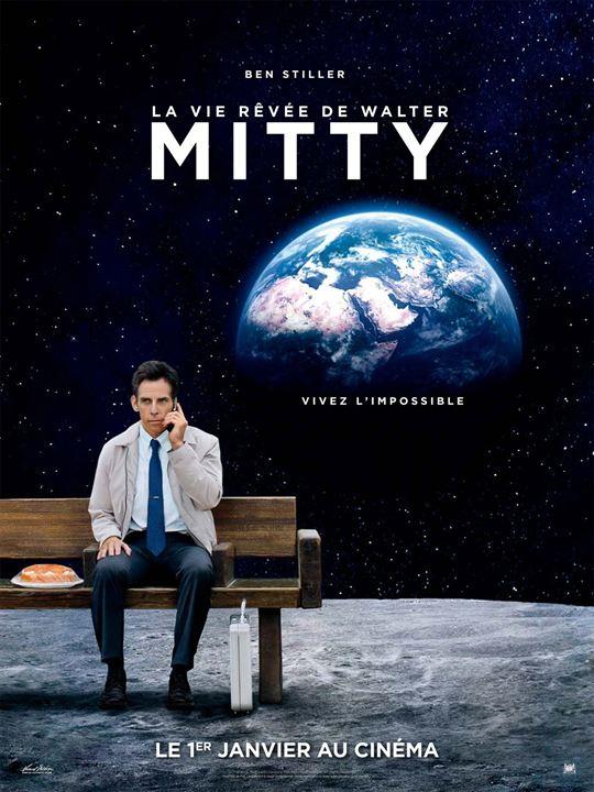 La Vie rêvée de Walter Mitty - Sortie le 1er janvier 2014