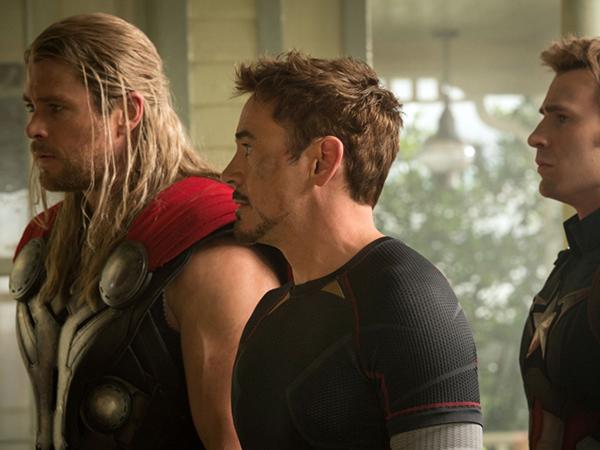 Avengers : L'ère d'Ultron - Sortie le 29 avril 2015