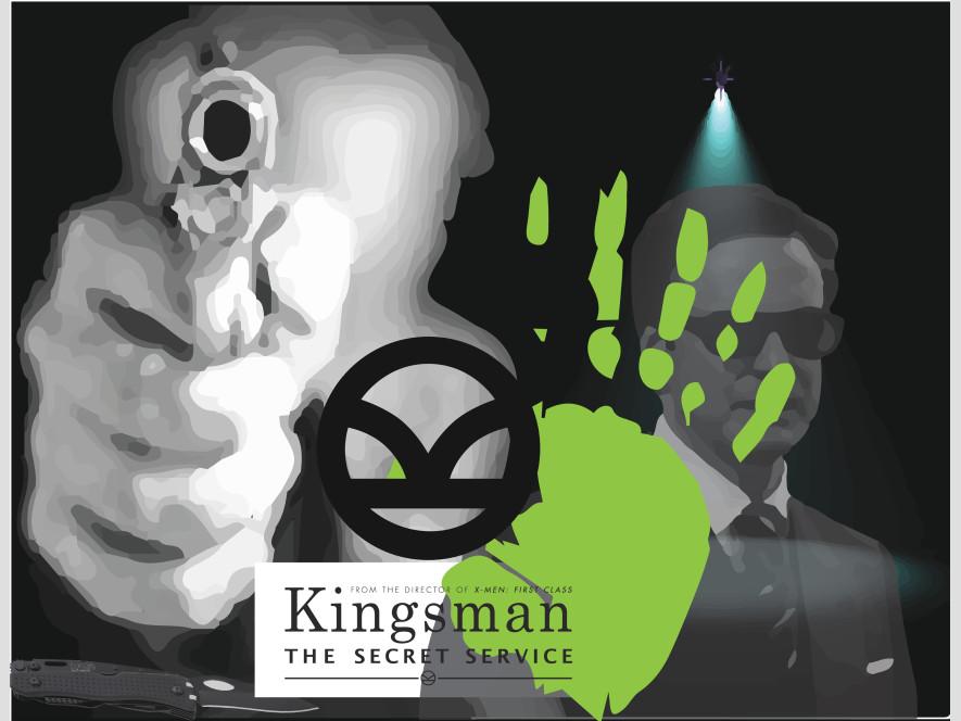 Beware... !!! Kingsman Spying..