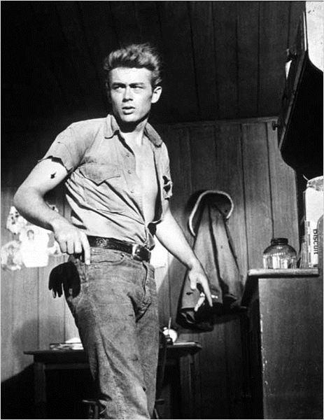 James Dean fut l'étoile filante sexy de...