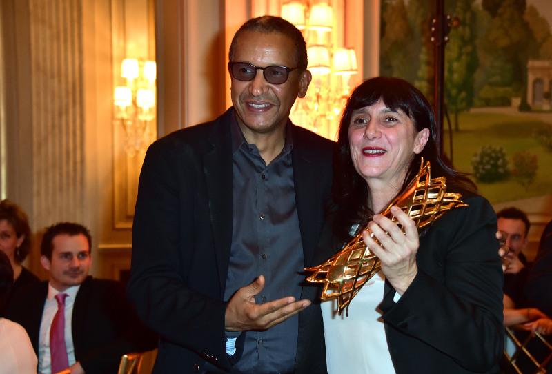 Abderrahmane Sissako et Sylvie Pialat