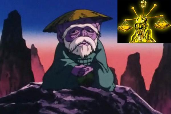 L'absent : Dohko, le chevalier de la Balance