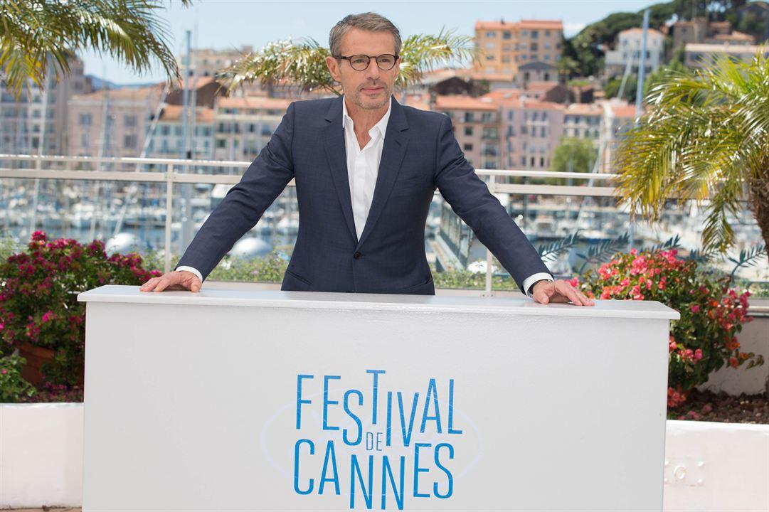 Lambert Wilson à Cannes