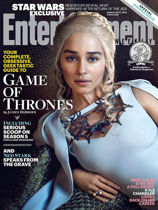 Game of Thrones : les héros prennent la pose