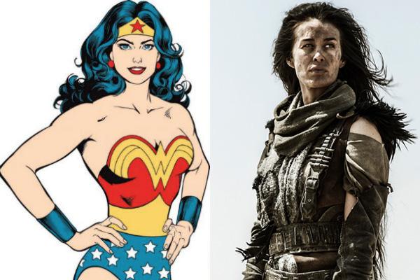 Wonder Woman - Megan Gale