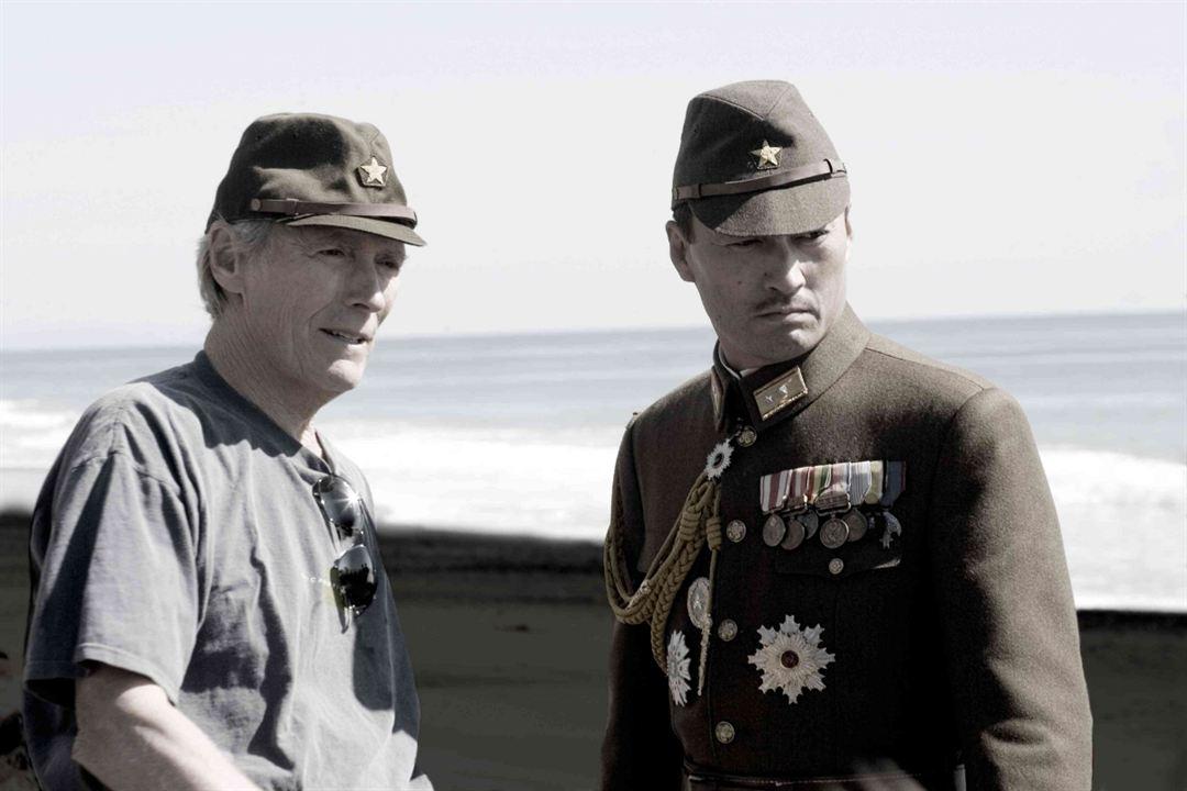"Avant les ""Lettres d'Iwo Jima"" (2006)"