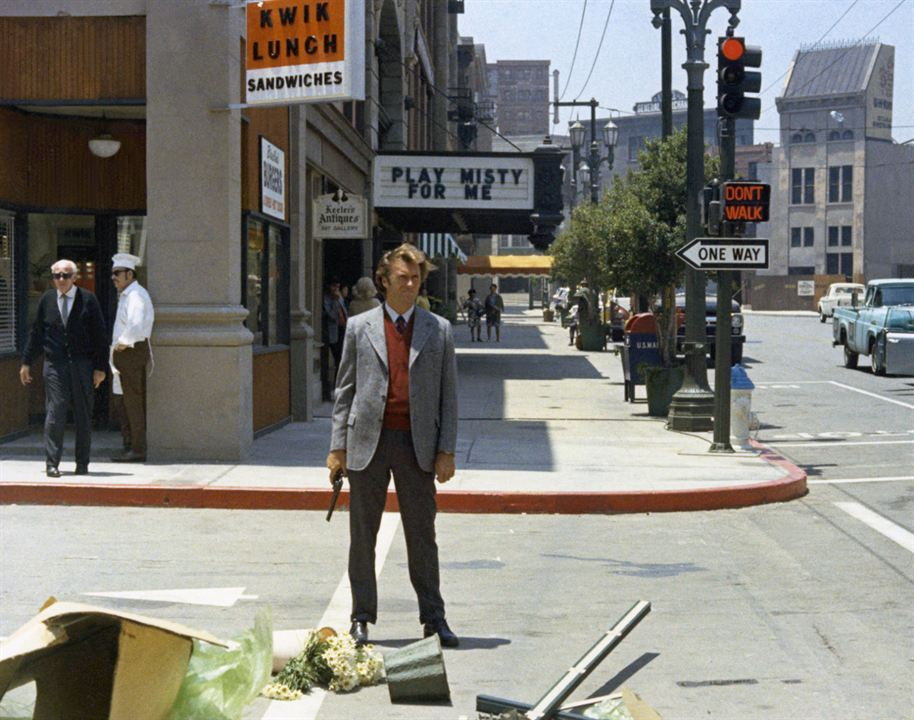 """Inoubliable """"Dirty Harry"""" (1971)"""
