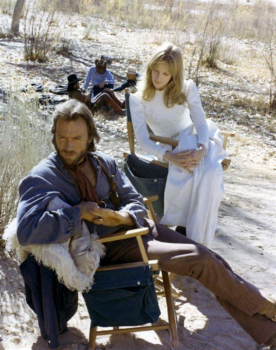 """Clint est """"Josey Wales hors la loi"""" (1976)"""